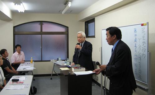 CFG主催シンポジウム「2010年、民主党政権で劣化する日本―それにどう対処するか?」緊急開催