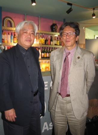 西村幸祐さんトークライブ『ああ言えば、こうゆう』in阿佐ヶ谷ロフトA 出演